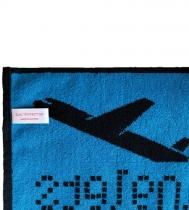 GA.022 Departure Screen Badetuch / Strandtuch