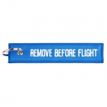 RBF.085.3 Remove before Flight blau