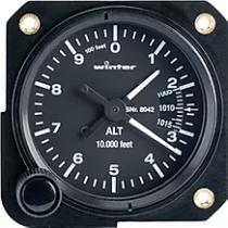 HM.010.5 Winter UL-Einbau-Höhenmesser EBH-F 57mm Einbaumaß
