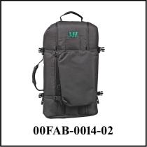 MH.001y Gepolsterte Tasche Fullpack für 2 Sauerstoffflaschen AL-647