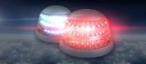 LED.049 Red BaronXP Galactica Antikollisions Light ETSO/EASA zertifiziert