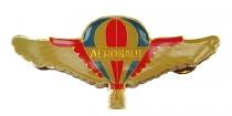 P.006a Anstecker Ballon-Aeronaut