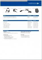 TX.005 Telex Headset Airman 8+ ANR