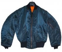 T.032.3 Orig.Alpha MA-1 Flyer´s Jacket blau Gr.S