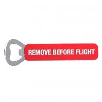 GA.0 Flaschenöffner Remove before Flight