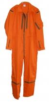 T.004.2 BW-Flieger-Kombi orange schwer entflammbar