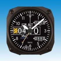 GA.011dd Tischuhr mit Weckfunktion Höhenmesser