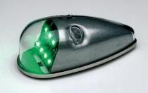 L.032b Whelen LED-Flügelendleuchte Model 71105 grün