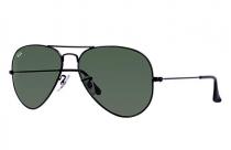 SB.012 Ray Ban Sonnenbrille Outdoorsman II Metal schwarz Gr.62mm