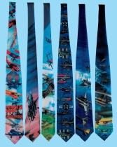 T.099.8-T.99.13 Krawatten Ralph Marlin