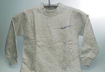 T.081 Sweatshirt Segelfliegen...das lautlose Hobby für Erw.