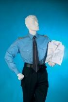 T.086 Pilotenhemd Jet-Star langarm