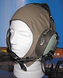 T.044 Headset-Stoffhaube