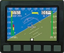 EF.001 Dynon EFIS-D10 A Elektronisches Flug-Informationssystem