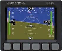 EF.001.1 Dynon EFIS D6 Einfache Ausführung des D10A
