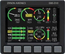 EF.002 Dynon EMS-D10 Motor-Informations-Überwachungssystem