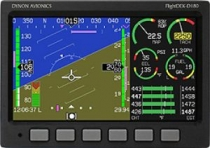 EF.005 Flight DEK-D180 Elektronisches Flug- und Motor-Informatio