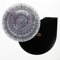 N.005.1 E6B-CIRC Circular Computer 15 cm Durchmesser