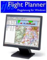 FP.001 Flight Planner 6 -  inkl. ICAO Karte Deutschland