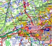 ICAO-D Digitalisierte ICAO-Karten Deutschland