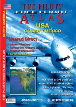 "B.194 The Pilots' ""FREE FLIGHT"" Atlas USA"