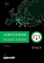 B.197 Aerotouring Flight Guide - Italien (englische Ausgabe)